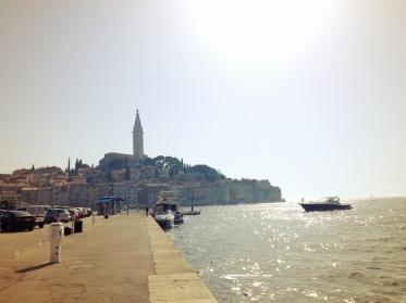 Aparcar en Croacia