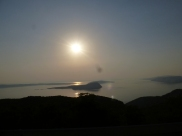 Carretera costa Kvaner