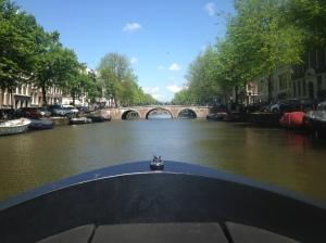 Alquilar barco en Amsterdam